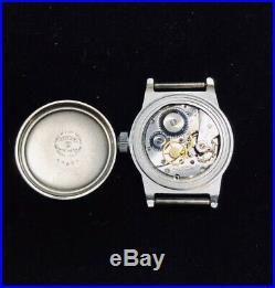 1940's Elgin Military A-11 WW2 Wrist Watch US Army / Air Force 685 18 Jewel
