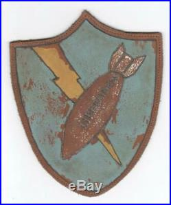 5-1/2 WW 2 US Army Air Force 761st Bomb Group 15th Air Force Patch Inv# L034