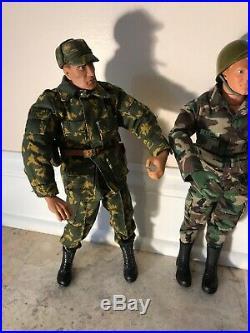 90's GI Joe lot U. S. ARMY Serviceman Air Force 9 Action Figures 12