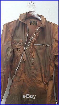 ANTI-BLACKOUT SUIT Type Z-2 Coverall G-SUIT US Navy Military Air Force 40 Long