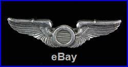 Brevet d'observateur US Army Air Force -USAAF- WW2 (matériel original)