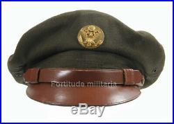 Casquette de sous-officier USAAF US ARMY AIR FORCE WW2 (matériel original)