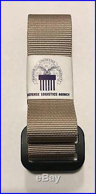 Genuine Us Army Air Force Belt Riggers Acu Abu Uniform Sand Desert Colored Sz 46