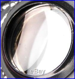 Goerz 35mm f2.3 Apogor U. S. Army Air Forces Cineflex 35mm mount #763376