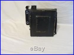 Graflex 4x5 Wwii Us Army Air Force C-3 Ground Camera