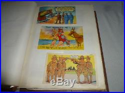 Huge Collection Wwii Postcard V Mail Stamp Cover Lot 1940 Army Uso Air Force Us