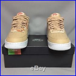 Nike Air Force 1 '07 LV8 Desert Camo Mens 823511 202 Bio