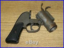 Original WWII M8 Flare Launcher Used by U. S. Army Air Force with 3 Flares