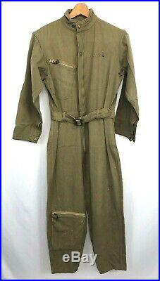 Original WWII US Army Air Forces A-4 Flight Suit