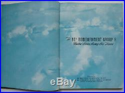 THE 95TH BOMBARMENT GROUP H U. S. ARMY AIR FORCES 1945 Contrails WWII