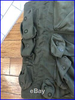 Two Variations Of Ww II Air Forces, Us Army Type C-1 Emergency Sustenance Vest
