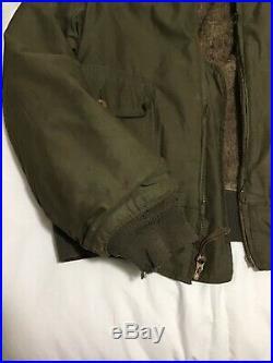 U. S. Army Air Force B-10 Flight Jacket Size 40