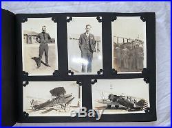 US Army Air Corps / Air Forces Brigadier General Isaac W. Ott Early Photo Album