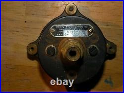 US Army Air Force Bomber Pressure Gauge WWII B-17 B-24 Aircraft Early 1940's