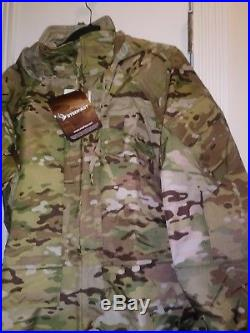 US Military Cold Weather XL regular OCP goretex Parka coat Air force Army NWTs