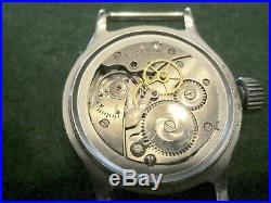 US Military ELGIN A11US Army Air Force, Rarely Encountered 24hour dial- Serviced