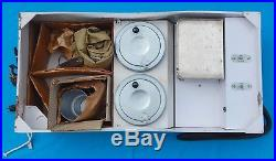 US WW2 Air Force Army Helmco Type C-2 Bomber Aircraft Galley Cooking Unit Kit