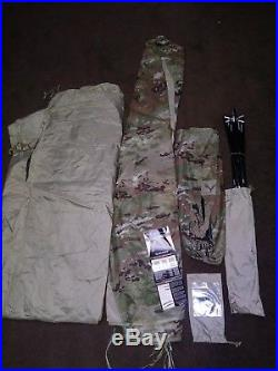 US military Litefighter 1 tent multicam OCP woodland