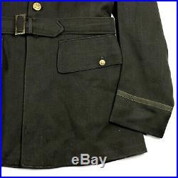 Us Army Air Forces Usaaf Officer Od Wool Gabardine Dress Jacket 42l Large