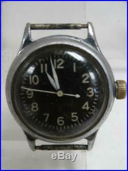 Vintage WWII Elgin US Army AIR FORCE A-11 Analog Wrist Watch