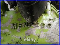 Vintage Wwii Menasco Mfg. Us Army Air Force Drone Engine Rare