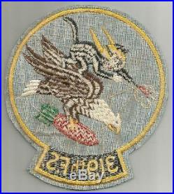WW 2 US Army Air Forces 319th Fighter Squadron 6 Tall Patch Inv# K180