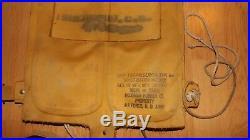 WW2 1943 US Army Air Force Pilot B4 Mae Vest Life Preserver