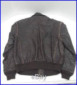 WW2 Style US Army Air Force A2 Bomber Jacket