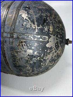 WW2 U. S. Army Air Force B-17 Bomber Oxygen Cylinder Tank Rat Rod Hot Rod