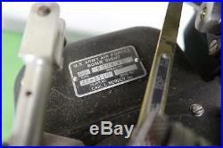 WW2 US Army Air Force Corp USAF Bomber Norden Bombsight gyro autopilot assembly