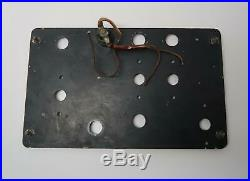 WW2 US Army Air Force corp USAF A26 aircraft bomber bomb bay control panel salvo