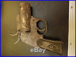 WW2 US Army Air Forces M8 Flare Pistol Pyrotechnic B17 B24 USN