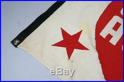 WW2 officer US Army Air Force Corp flag home front War Loan bond poster banner