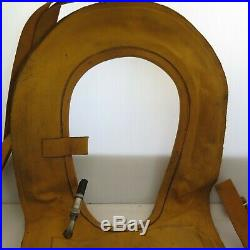 WWII AIR FORCE, U. S. ARMY TYPE B-4 Vest Life Preserver FEB 24 1945
