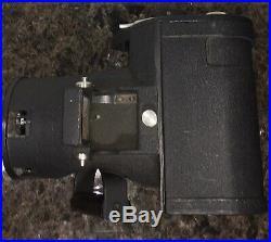 WWII Era Folmer Graflex US Army Air Force Aircraft K-20 Camera Aerial 4x5