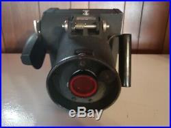 WWII Era Folmer Graflex US Army Air Force Aircraft Type K-20 Camera with Case