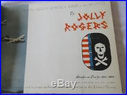 WWII U. S. Army Air Forces Jolly Rogers Southwest Pacific Unit History Book