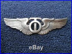 WWII US Army Air Force AAF Technical Observer Wing