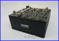 WWII US Army Air Force Corp USAAF B24 Type C1 Bomb Norden bombsight control box