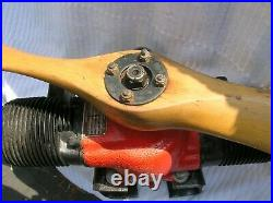 Ww 2 Us Army Air Force Airplane/drone Engine Nice Decoration Or For Parts