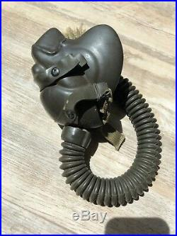 Ww2 US Army Air Force A14 demand oxygen mask size Small