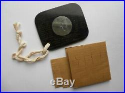 Ww2 Us Army Air Force Us Navy Miroir De Signalisation Pour Kit De Survie Mint