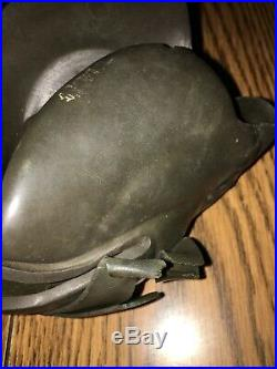 Wwii Us Army Air Force Aaf Flight Pilot A-14 Demand Ox Oxygen Mask Ohio Chemical