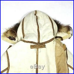 Wwii Us Army Air Forces Usaaf Flight Flying Parka Jacket Coat Type B-7 B7 42r